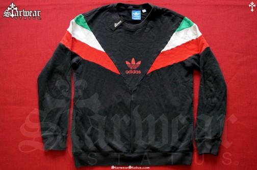 adidas italian jumper