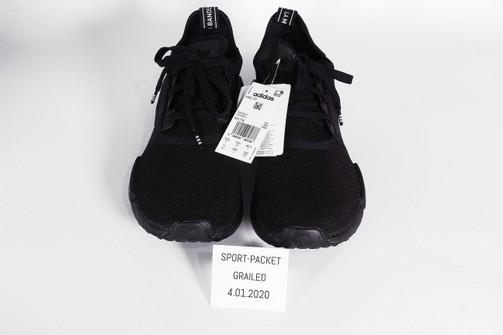 Adidas Nmd R1 Japan Black White Sneakers Bd7754 Us 11 New Grailed