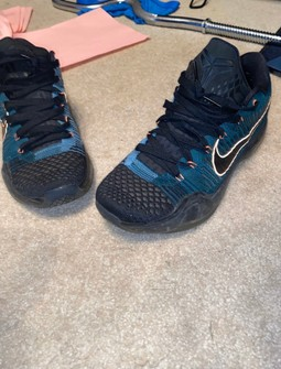 Pensar en el futuro moderadamente otoño  Nike Kobe 10 Elite Low Drill Sergeant | Grailed