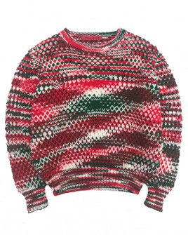 AW14 Acrylic Sweater