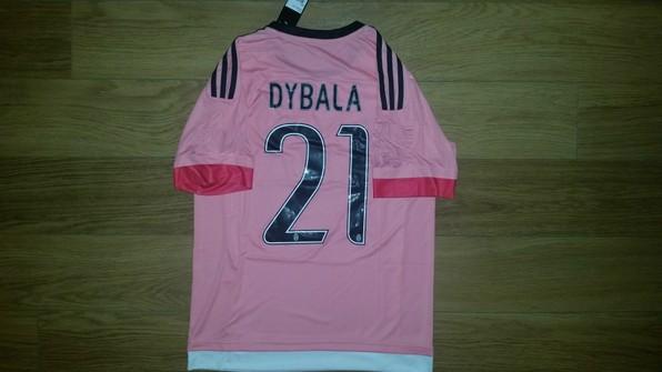 men s soccer clothing sporting goods dybala juventus jersey size s pink dybala juventus jersey size s pink