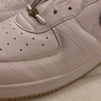 air force 1 italian leather