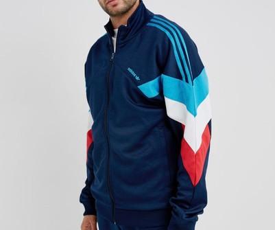 Trascendencia lago estudiar  Adidas Adidas -palmeston Tt Sweatshirt Navy/white/red | Grailed