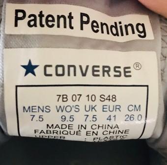 Converse Custom Chuck Taylor Low Sequin Wedding Shoe Grailed