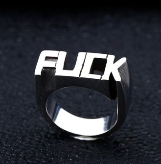 vintage free shipping fuck spellout ring aesthetic letter ring goth size 6 7 8 9 10 11 12 13 14 grailed free shipping fuck spellout ring aesthetic letter ring goth size 6 7 8 9 10 11 12 13 14