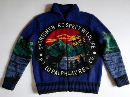 Polo Ralph Lauren Polo Ralph Lauren Respect Wildlife Cardigan Ltd Rare New S Grailed