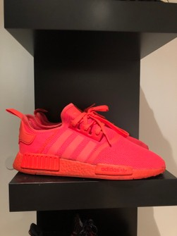 Adidas Solar Red Nmd Grailed