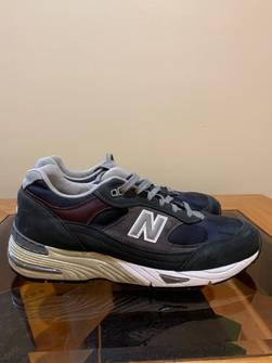 new balance 991 43