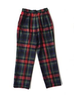 Austin Reed Last Drop Austin Reed Check Plaid Gabardine Wool Pants Grailed