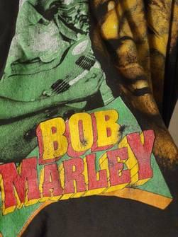 T-shirt /« No Woman No CRY /» inspir/é de Bob Marley