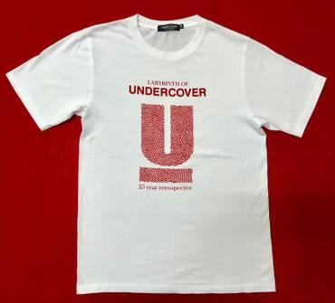 Vintage Undercover Shirt U logo tee Size M Good condition