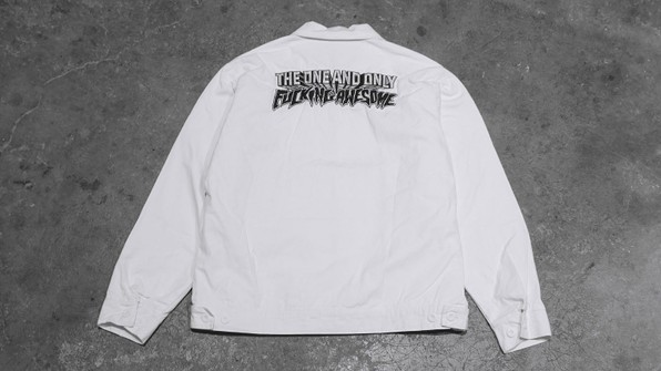 Fucking Awesome One And Only Full Zip Jacket Size L
