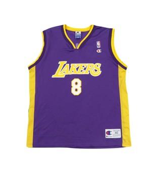Vintage Vintage 90s Champion LA Lakers Kobe Bryant #8 Jersey Purple