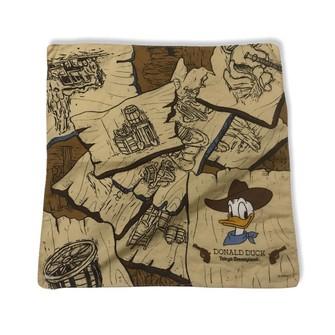 Vintage90s Donal Duck Family Handkerchief