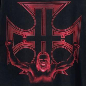 "Triple H /""Screw The Rules/"" Retro T-Shirt"