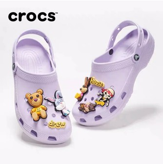 Justin Bieber x Drew House Crocs Clog Mens SIZES 5 6 8 9 7 10 IN HAND