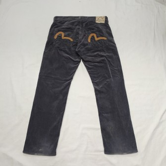 Evisu Corduroy pants