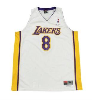 Nike Vintage Nike LA Lakers Kobe Bryant #8 Jersey White XL