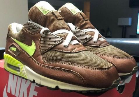 Nike Air max 90 premium(2007)