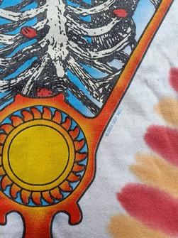 2003 Grateful Dead \u201cEurope \u201872\u201d band shirt