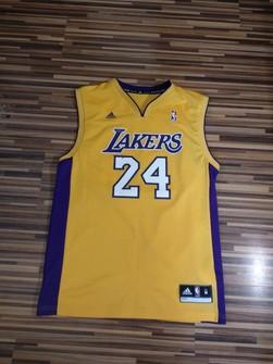 Adidas Adidas Rare LA Lakers Kobe Bryant Basketball T-Shirt Jersey