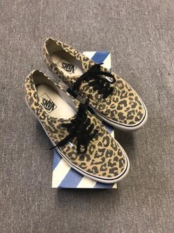 Vans Vans Authentic Leopard Print
