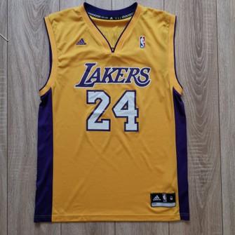 Adidas Adidas NBA Kobe Bryant 24 LA Lakers Basketball Jersey