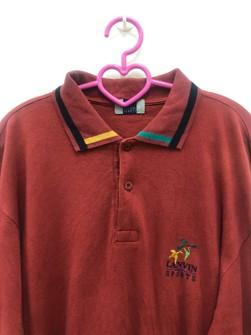 Lanvin sport long sleeve polo