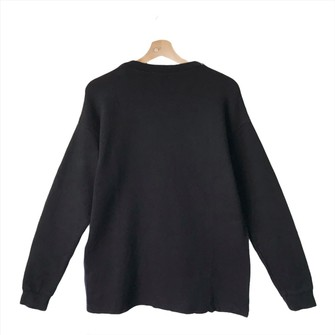 Pick! Takeo Kikuchi Crewneck Sweatshirt Takeo Kikuchi Sweater Takeo Kikuchi Designer Sweatshirt Size M