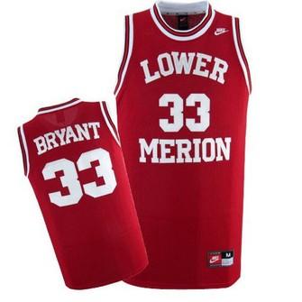 Nike Kobe Bryant ???? Lower Merion High School ????NIKE Jersey ????