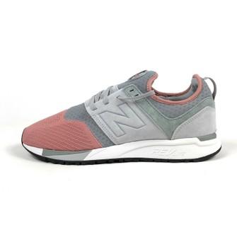 New Balance New Balance 247 Lifestyle Gray Low Shoes MRL247PK