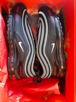 "Nike Lil Nas X ""Satan Shoes"" Mschf Nike Air Max 97"