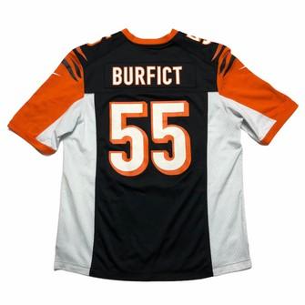 Nike Nike Vontaze Burfict Cleveland Browns NFL Football Jersey