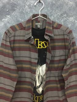 Vintage Altered Eddie Bauer Flannel
