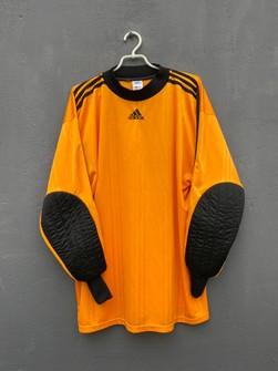 Adidas Adidas Vintage 2000 Goalkeeper Jersey Longsleeve Size Men