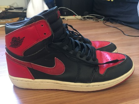 Nike 2001 Air Jordan 1 Retro