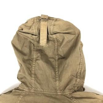 Vintage Denime Hoddie Military Collection Size M