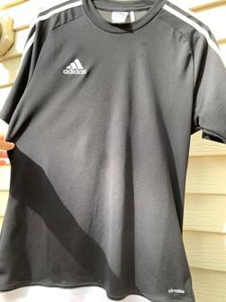Adidas Striped Sleeve Adidas Dri-Fit Shirt