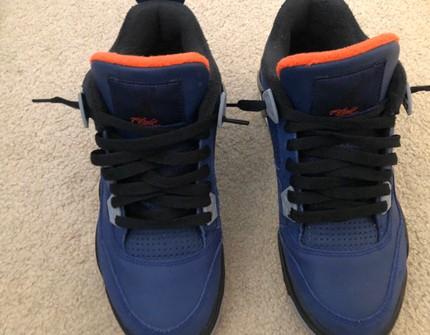 Nike Air Jordan 4 Retro WNTR GS Loyal Blue