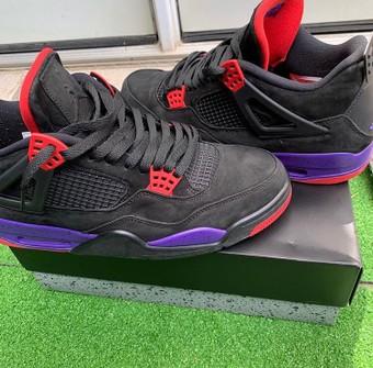 Jordan Brand Air Jordan 4 Retro NRG Raptors 2018 ( Size 12 )