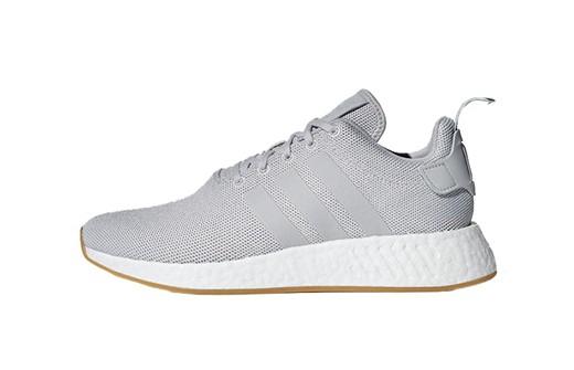 Adidas Adidas NMD R2 GREY/WHITE/GUM