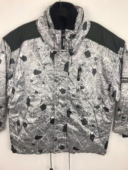 RENOMA Multicolor Sportwear Jacket Unisex Large Vintage 1990/'s Renoma Sportswear SkiWear Hoodie Jacket Activewear Zipper Jacket Size L
