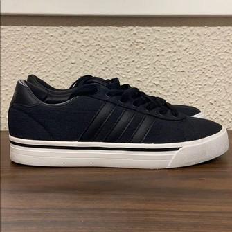 "Adidas Men's Adidas Cloudfoam Super Daily ""Core Black"""