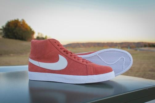 Nike Nike Blazer Mid SB Dusty Peach