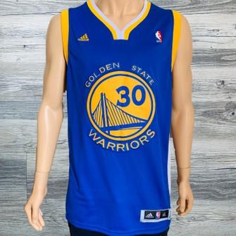 Adidas Adidas Stephen Curry Golden State Warriors Jersey