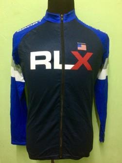 Polo Sport RLX Cycling Pullover Rare!!