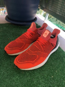 UltraBoost 1.0 'Solar Red'