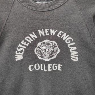 Vintage Western New England College Sweatshirt
