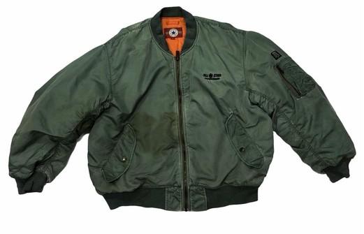 Converse Vintage Converse bomber jacket