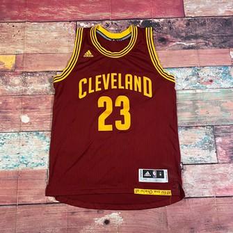 Adidas Adidas NBA Cleveland Cavaliers Lebron James jersey men's M